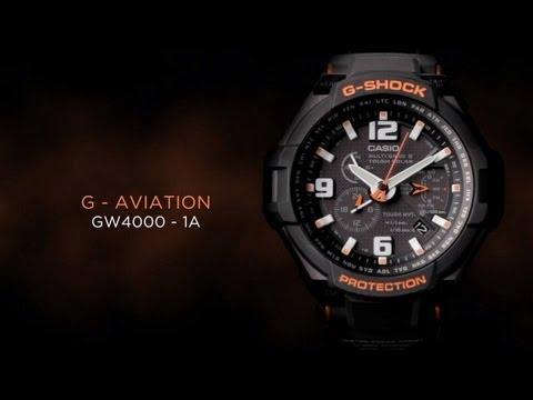 OFFICIAL VIDEO - G-Shock Aviation Series GW4000-1A - LovinLifeMultimedia