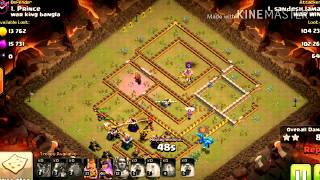 Electro Dragon Attacks TOWN HALL 12 3Star base .Best of luck