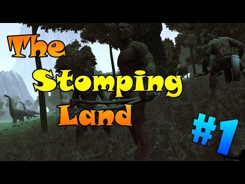 the stomping land дата выхода