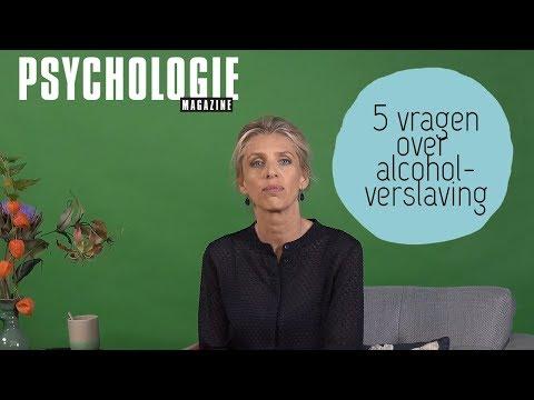 5 vragen over ALCOHOLVERSLAVING   Psychologie Magazine