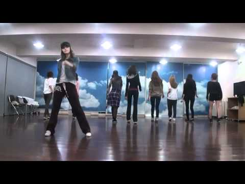 [mirrored & Slow 50] Snsd - The Boys Dance Sm Practice Room Oct.2011 Girls' Generation video