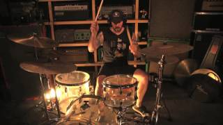 FAMILY Jody Smith - Floodgates (Drum playthrough)