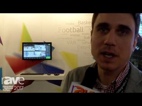 ISE 2017: Goal Sport Software Highlights Sport-Management Software for AV
