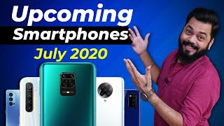 Top 10+ Best Upcoming Mobile Phone Launches ⚡⚡⚡July 2020