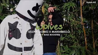 Download Lagu [3D+BASS BOOSTED] SELENA GOMEZ, MARSHMELLO - WOLVES | hymn.AE Gratis STAFABAND