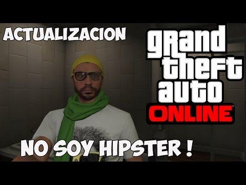 ACTUALIZACION GTA V ONLINE 1.14 - No Soy Un Hipster - Nuevos Coches,Arma,Acciones y Mas !