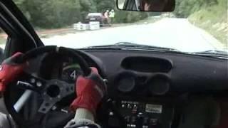 dusan borkovic c2 onboard brdska trka bor 2008 part 1