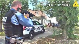 Bodycam Footage Of Fatal Police Shooting in Vineland, New Jersey