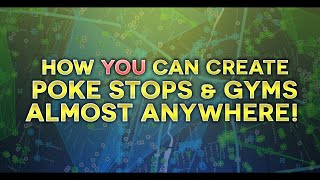 download lagu How To Create Poke Stops And Gyms gratis