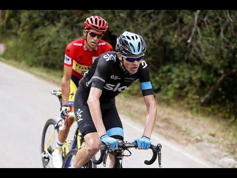 La Vuelta a España 2014 - stage 20 - finish - Full HD