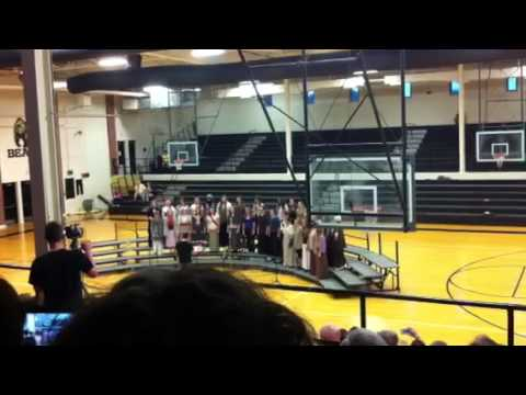 Mt Juliet Middle School GOLD - Jar of Hearts