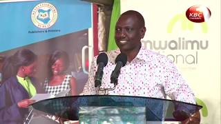 DP Ruto says he is ready to undertake a lifestyle audit