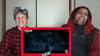 EDDIE AND THE BEAST Weird Trailer | REACTION