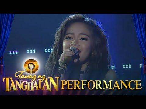 Tawag ng Tanghalan: Janine Berdin   Narda (Day 5 Semifinals)
