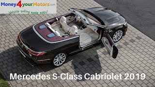 Mercedes S-Class Cabriolet 2019 road test and review