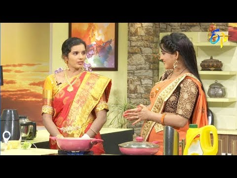 Telugu Ruchi | 1st September 2018 | Full Episode | ETV Telugu