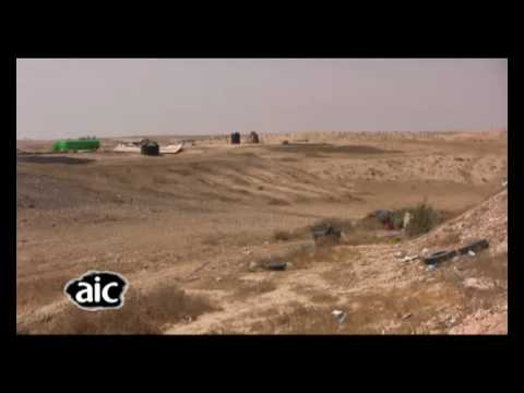 Bedouin Village Destroyed