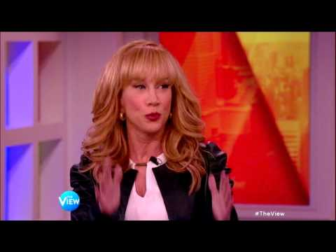Kathy Griffin on Giuliana Rancic and Leaving 'Fashion Police'