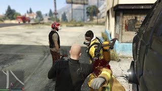 GTA V ONLINE: ACTUALIZACION MOTEROS!