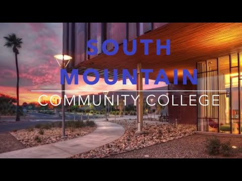 Welcome to South Mountain Community College