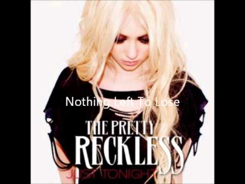 Pretty Reckless Light Me Up Full Album
