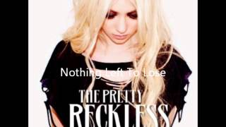 Watch Pretty Reckless Light Me Up video