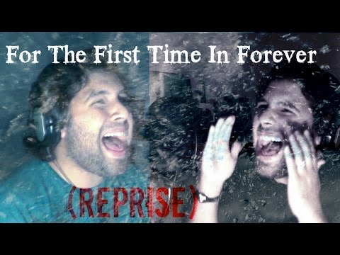 For The First Time In Forever (Reprise) - Caleb Hyles (from Frozen)