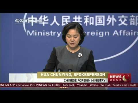 FM:China urges Sri Lanka to resolve Colombo port issue properly