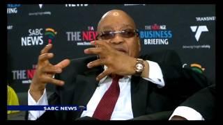 Zuma on International Criminal Court