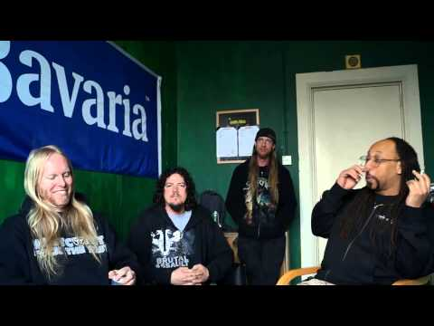 Suffocation @ The Pint Dublin - Interview Number 2