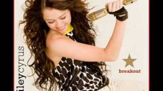 Watch Miley Cyrus Simple Song video