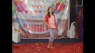 HPS - 7th Annual Day - Chittiyan Kallaiyan - solo dance performance
