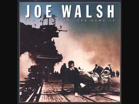 I LIKE BIG TITS JOE WALSH