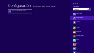 Tutorial: Como Crear Un punto de restauración en Windows 8 (pedido!!!!)