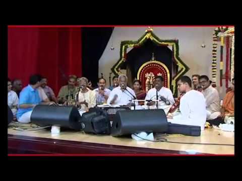 Nrithamadu Krishna  T.s.radhakrishnaji video