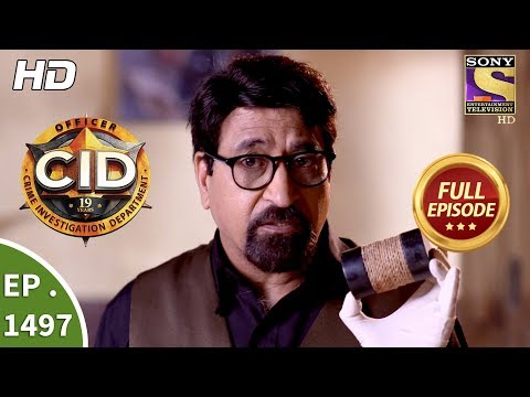 CID - Ep 1497 - Full Episode - 17th February, 2018 thumbnail