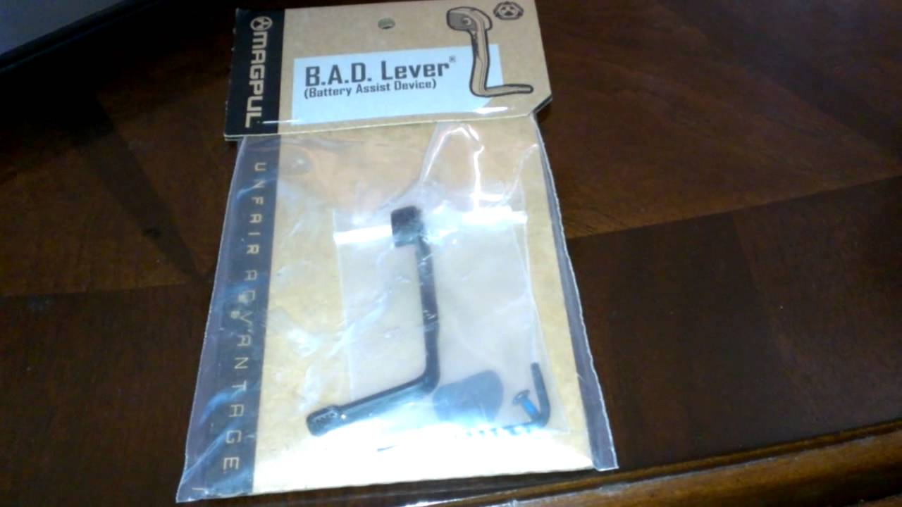 Magpul Fde Paint Magpul B.a.d Lever What Paint