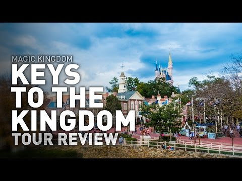 Keys to the Kingdom Tour   REVIEW: Part One   Walt Disney World   SPOILER FREE