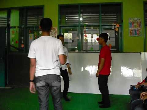 Latihan Pra Perform di SDN SARIWANGI