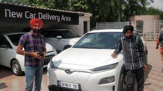 Hyundai Kona Electric SUV India / KONA CAR ELECTRIC