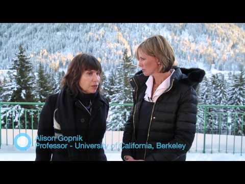 WEF Davos 2015 Hub Culture Interview with Alison Gopnik