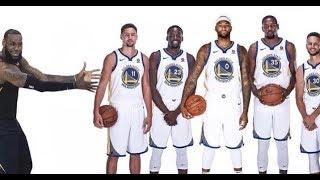 NBA Warriors vs Lakers Trading Season (Savage Memes)