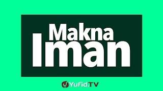 Makna Iman