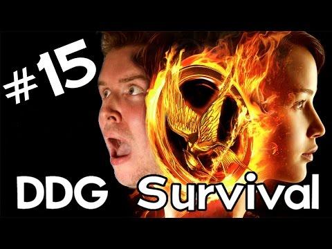 VAL DOOD JONGEMAN!! DDG Server Survival! #15