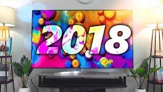2018 NEW LG SUPER UHD TV!