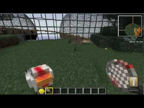 Minecraft 1.2.5 NUEVO MOD PACK PREINSTALADO mio ! V1