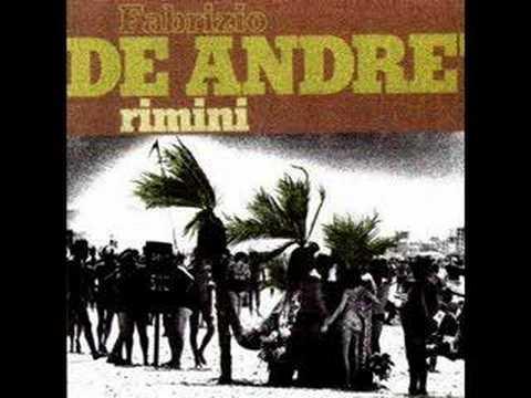 Fabrizio De Andre - Rimini