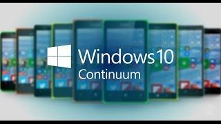 Обзор Microsoft Continuum - работает как ПК
