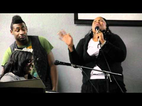 Bridgette Jernigan - 3rd Friday Gospel Jam Session (Part 2)