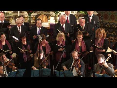 Előadták a János-passiót a fasori evangélikus templomban – Első rész